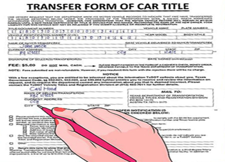 Vehicle Title Consultation Service